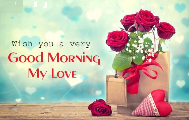 بالصور كلمات صباحية للحبيب , صباح الخير حبيبي 3378 9