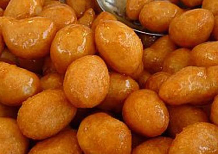 بالصور طريقة عمل الزلابية بالصور , طريقة حلوى عربية لن تستطيع مقاومة طعمها 3394 2