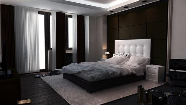 بالصور صور غرف نوم 2019 , احدث تصميمات غرف النوم 2019 3408 1