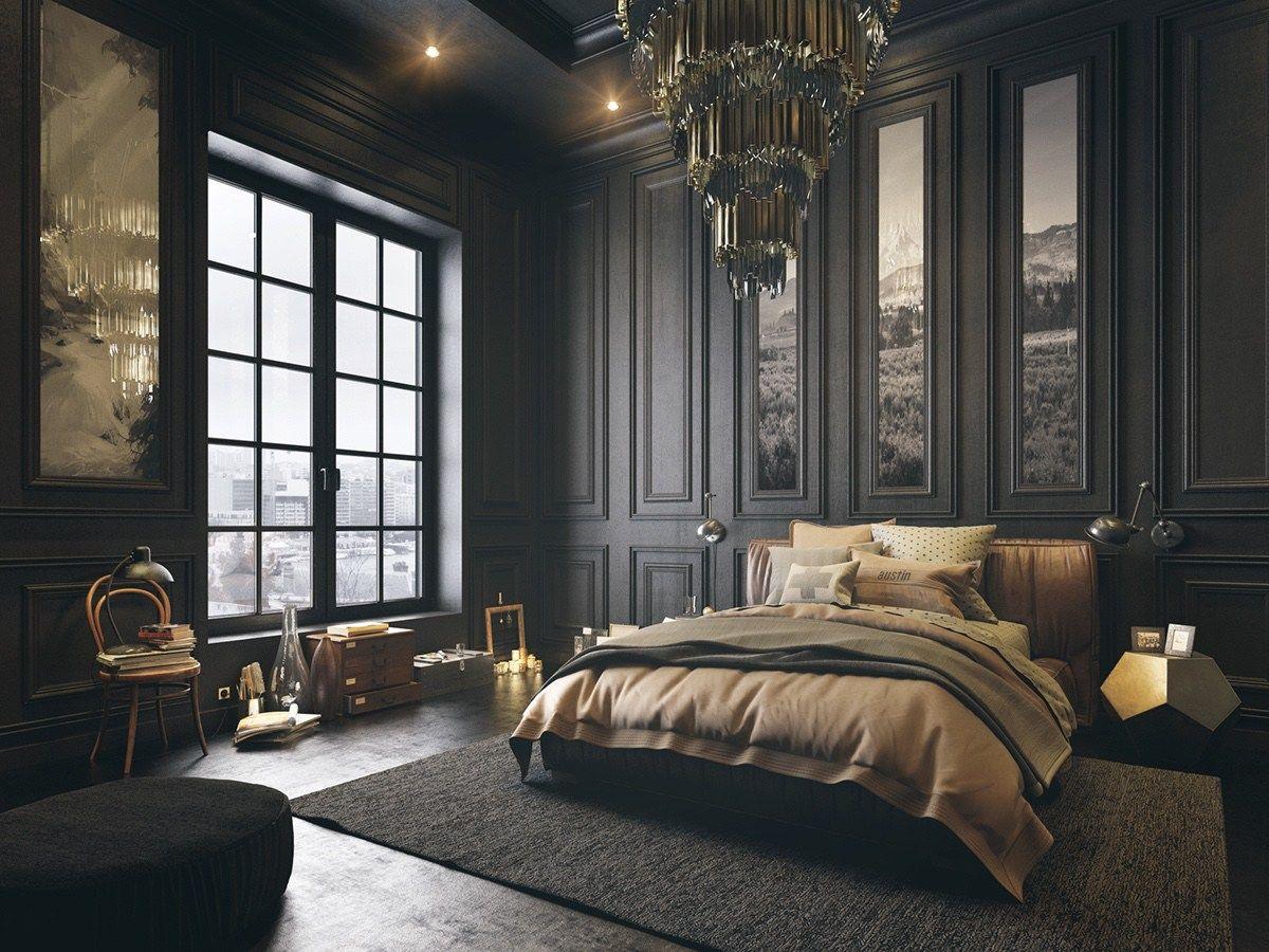 بالصور صور غرف نوم 2019 , احدث تصميمات غرف النوم 2019 3408 16