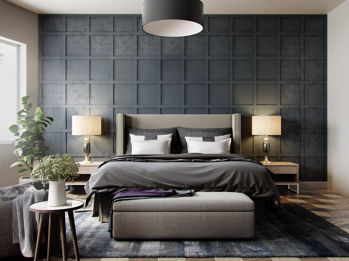 بالصور صور غرف نوم 2019 , احدث تصميمات غرف النوم 2019 3408 2