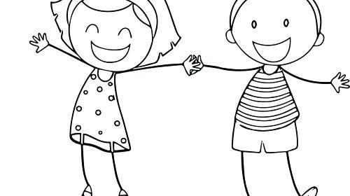 بالصور رسومات بنات جميلة , اروع الصور المرسومة للبنات 3417 6