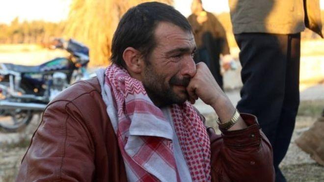 بالصور رجل يبكي , دموع الرجال غالية 3476 7