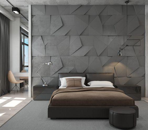 بالصور احدث غرف نوم 2019 , تصميمات و موديلات غرف جميلة وروعة لعام 2019 3554 7