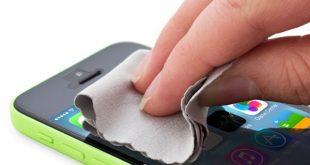 صور تنظيف الهاتف , لن تتخيل ماذا كيف تؤثر الاتربة في هاتفك!