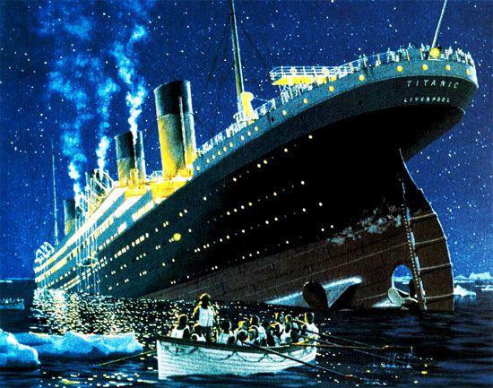 بالصور سفينة تيتانيك , صور مختلفة للسفينة الغارقة تيتانيك 3562 1