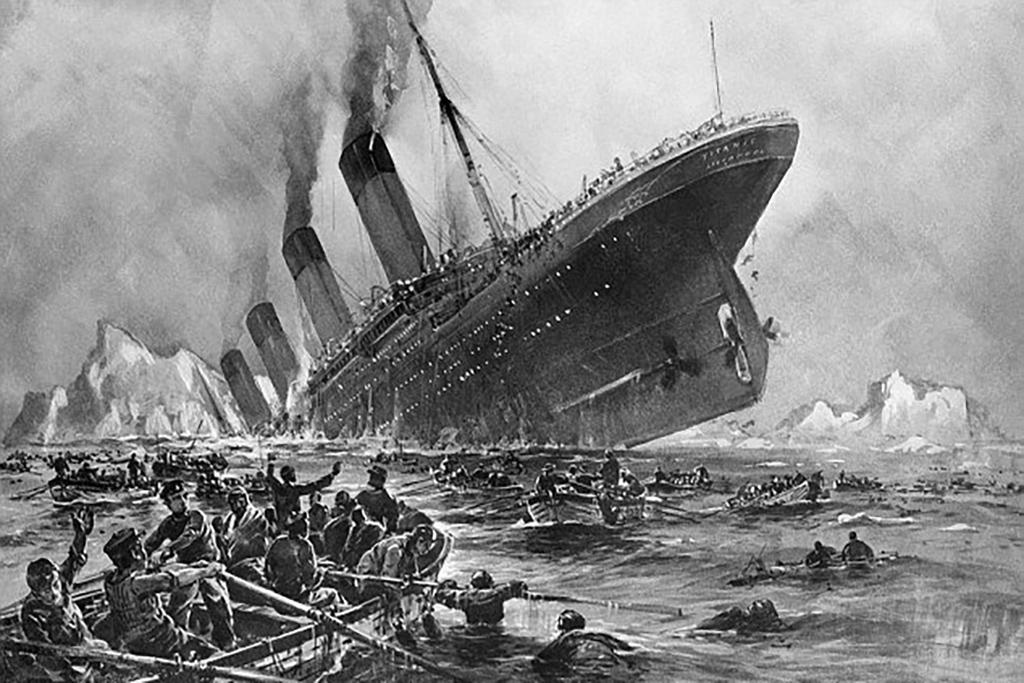 بالصور سفينة تيتانيك , صور مختلفة للسفينة الغارقة تيتانيك 3562 4