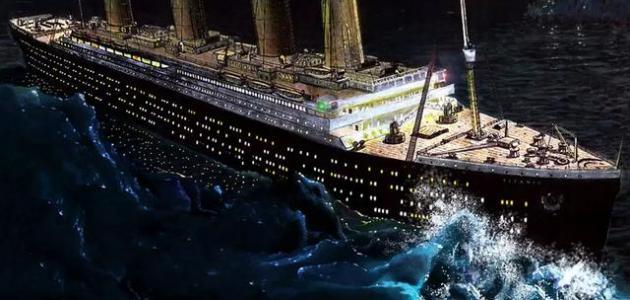 بالصور سفينة تيتانيك , صور مختلفة للسفينة الغارقة تيتانيك 3562 6