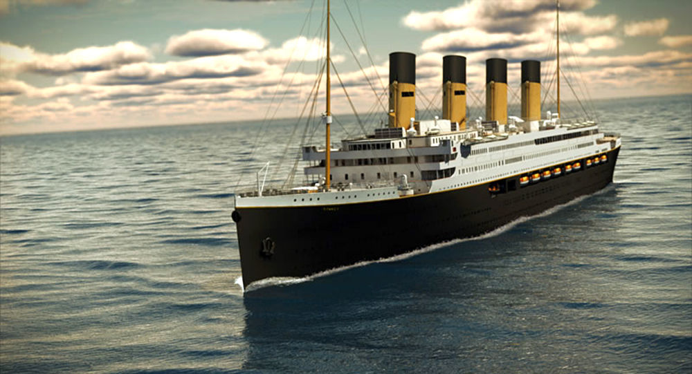 بالصور سفينة تيتانيك , صور مختلفة للسفينة الغارقة تيتانيك 3562 8