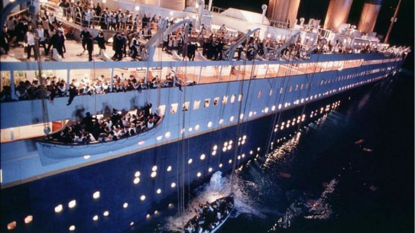 صورة سفينة تيتانيك , صور مختلفة للسفينة الغارقة تيتانيك