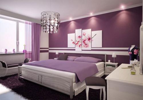 بالصور ديكورات غرف نوم 2019 , تصميمات حديثة ورائعة لغرف النوم 777 11