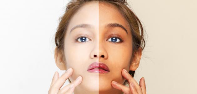 بالصور وصفات طبيعية للوجه , كيفية تفتيح الوجه وجعله اكثر اشراقا 862 2