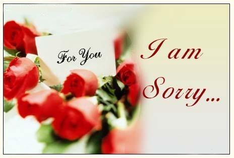 بالصور رسالة اعتذار للحبيب الزعلان , مسجات صلح لكل حبيب 859 3