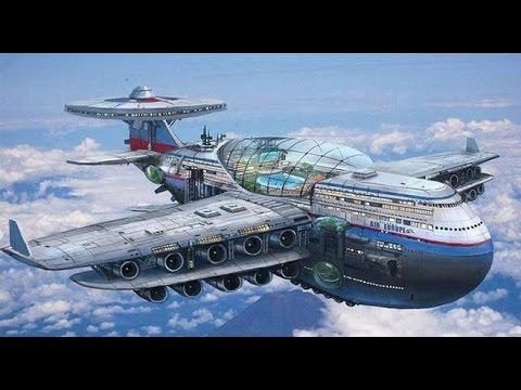 صور اكبر طائرة في العالم , طائرة ضخمة لن تصدق حجمها !