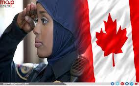 الحجاب في كندا , كندا تقرر الحجاب في المحاكم