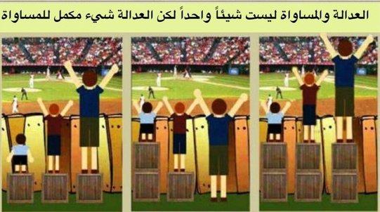 صورة الفرق بين العدل والمساواة , تعرف على الفرق بين العدل والمساواة