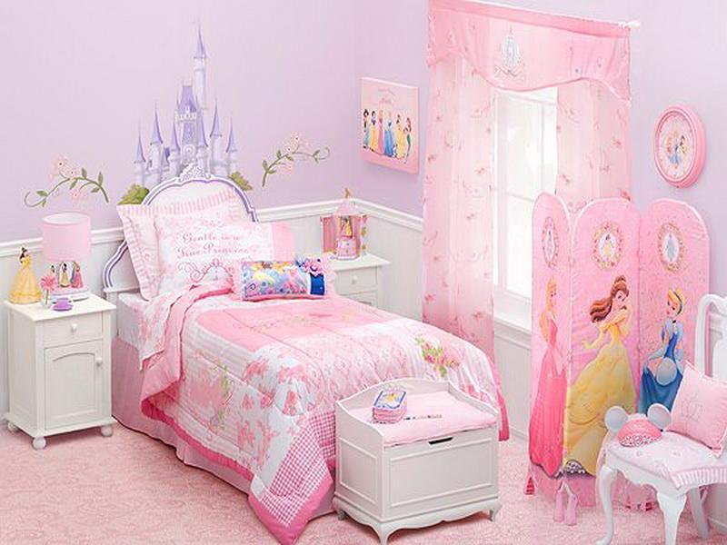صورة غرف اطفال بنات , البنات وشياكة غرفهم