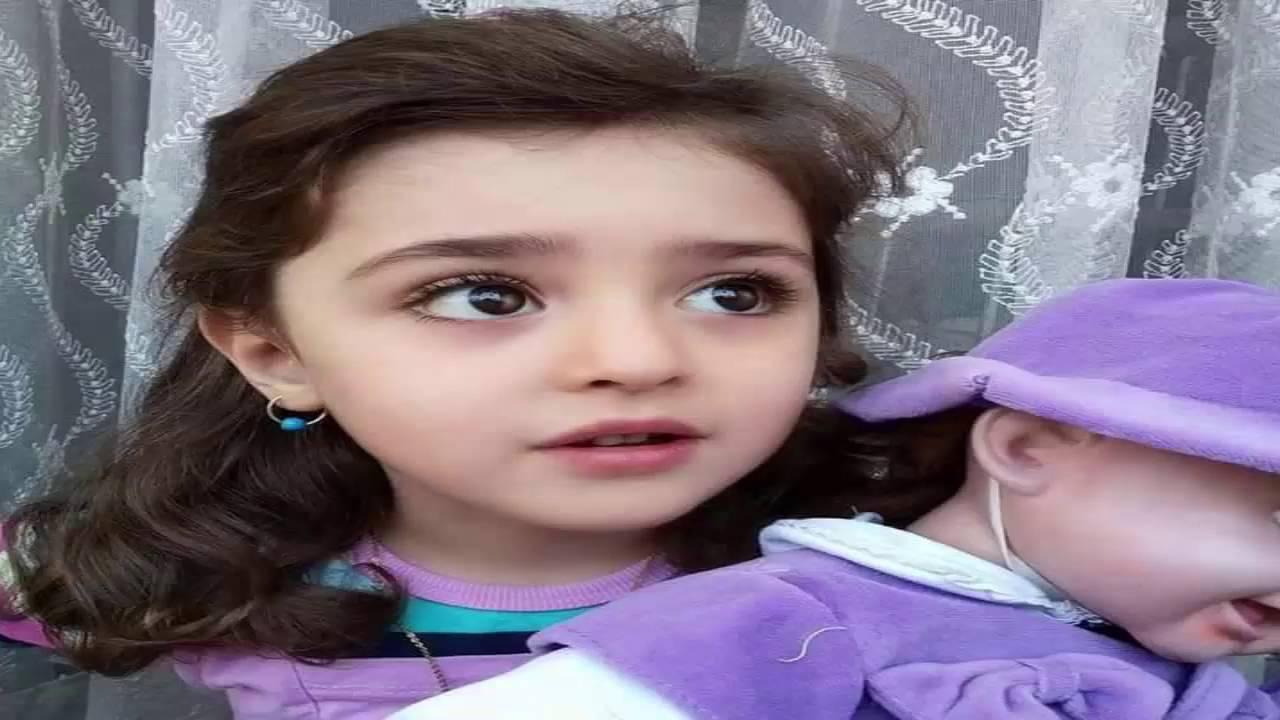 صورة اجمل طفلة في العالم , اطفال جميله بنات