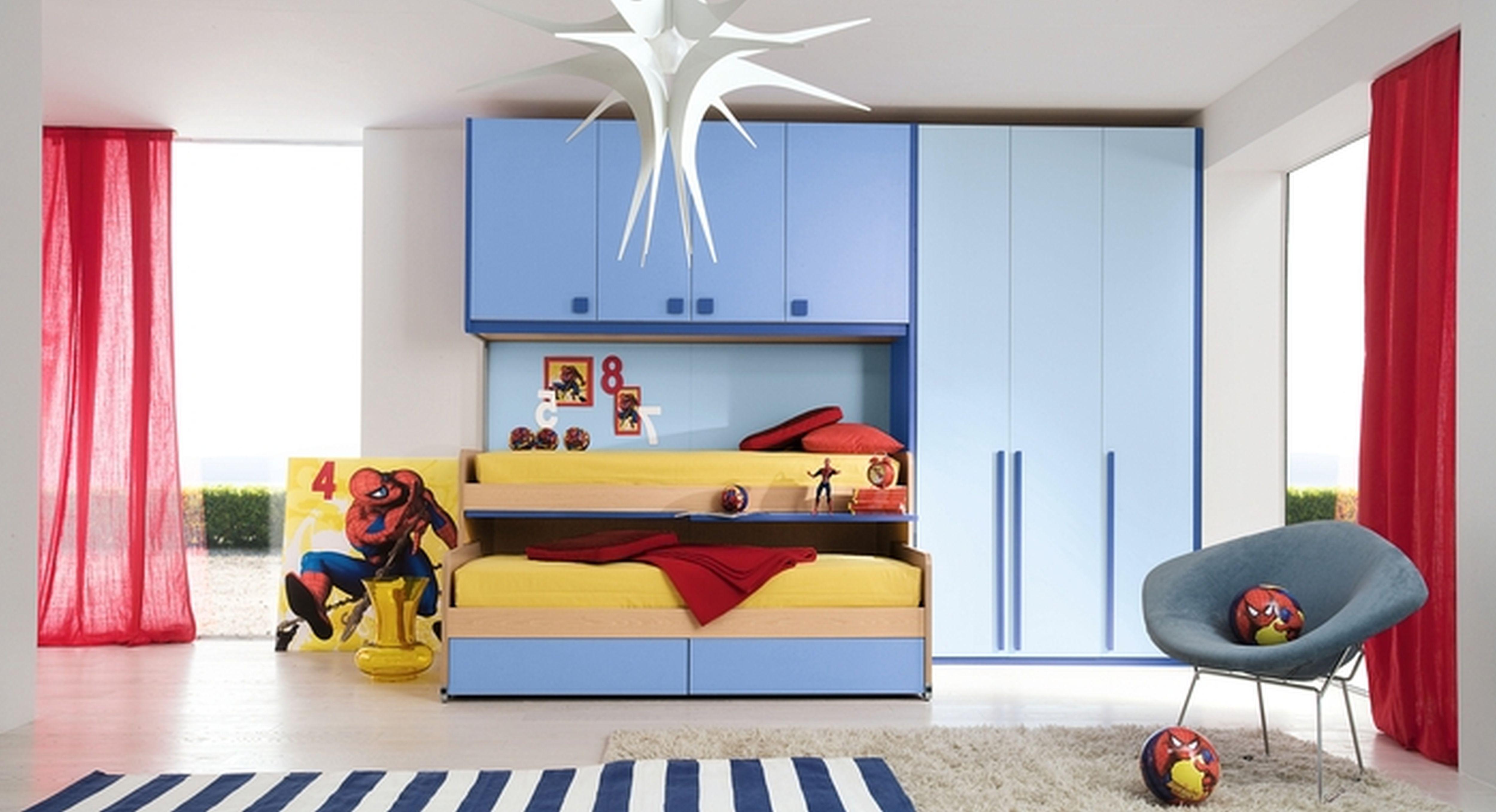 صورة غرف اولاد, هذه هي غرفة الاولاد غير البنات بالتاكيد 708 5