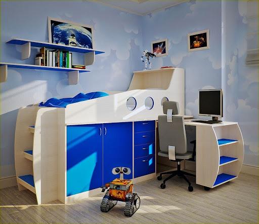 صورة غرف اولاد, هذه هي غرفة الاولاد غير البنات بالتاكيد 708 7