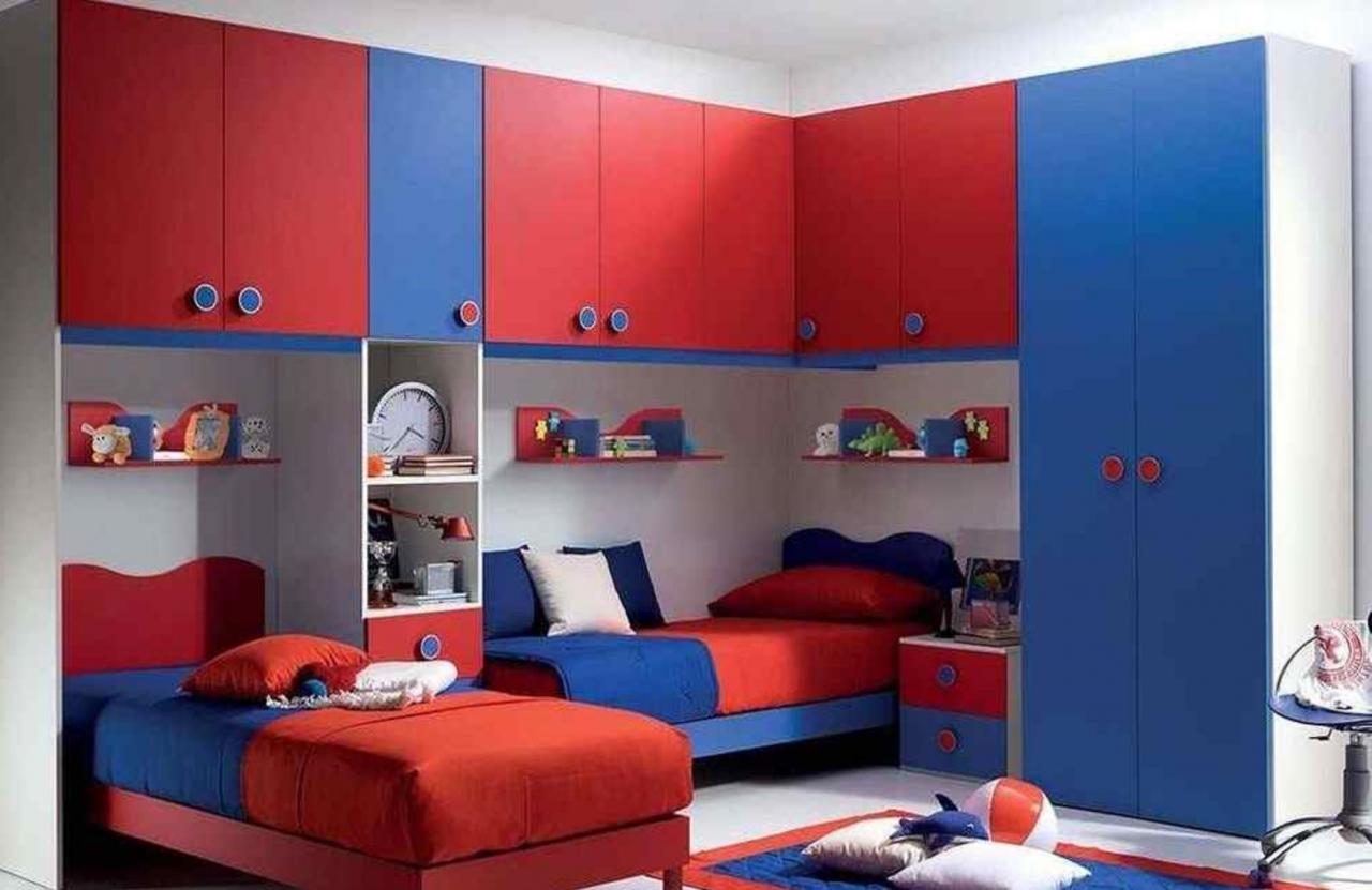 صورة غرف اولاد, هذه هي غرفة الاولاد غير البنات بالتاكيد 708 9