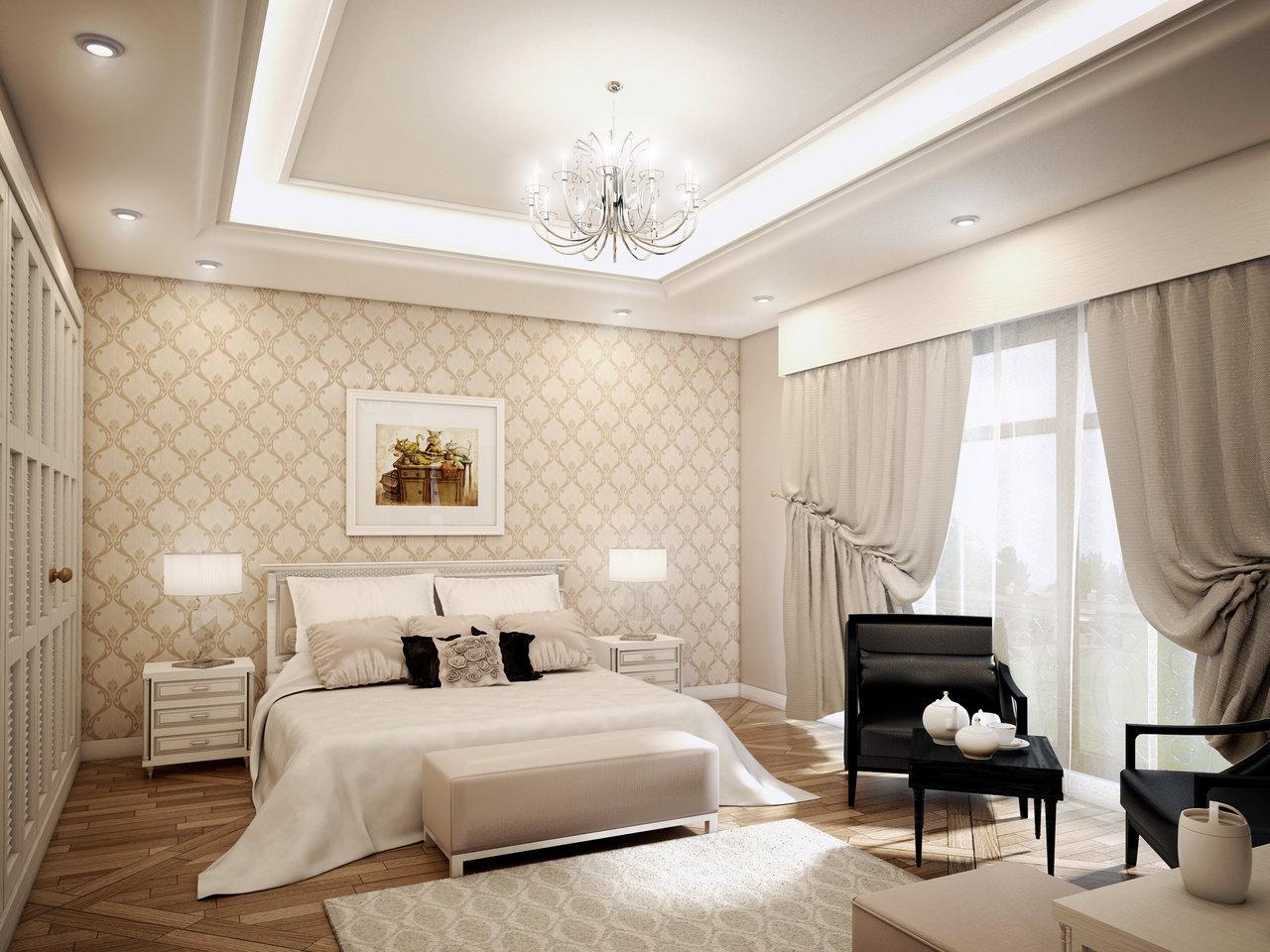 صورة صور ديكورات غرف نوم, اشعر بانك في فندق عائم بهذه الديكورات 719 3