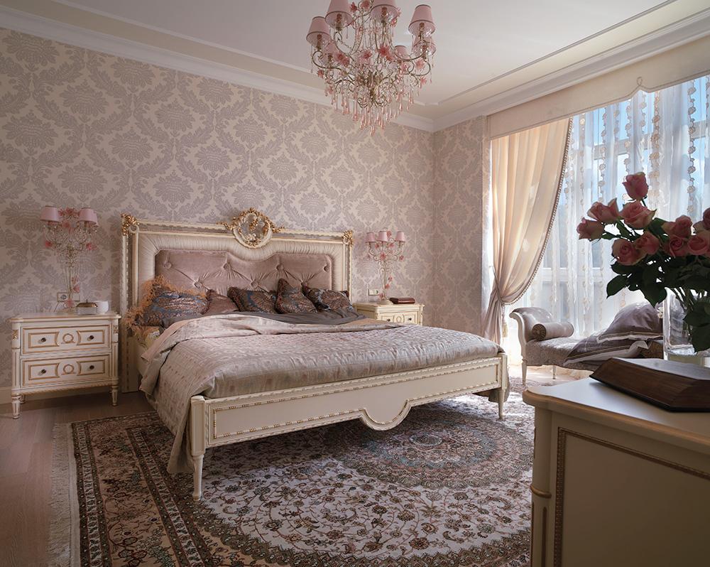 صورة صور ديكورات غرف نوم, اشعر بانك في فندق عائم بهذه الديكورات 719 6
