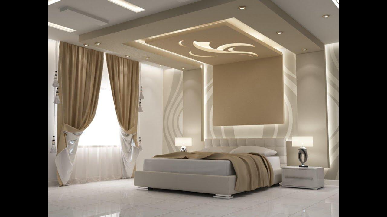 صورة صور ديكورات غرف نوم, اشعر بانك في فندق عائم بهذه الديكورات