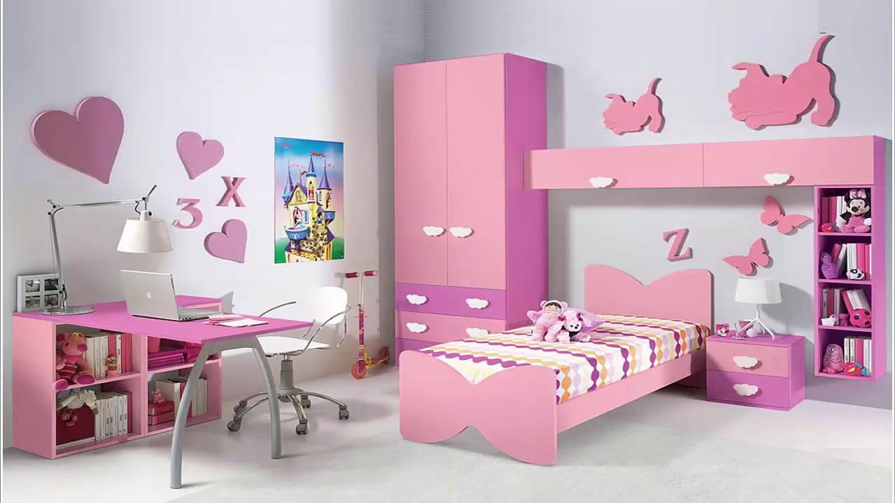 صورة ديكورات غرف اطفال, رقة رومانسية جمال وشباب ايضا في هذه التصاميم 723 4