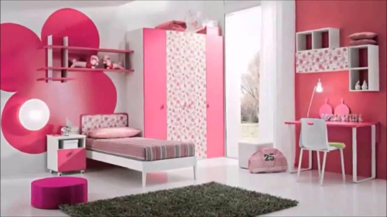 صورة ديكورات غرف اطفال, رقة رومانسية جمال وشباب ايضا في هذه التصاميم 723 6