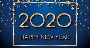 صورة كلمات بمناسبه السنه الجديده ،سنة جديده سعيدة
