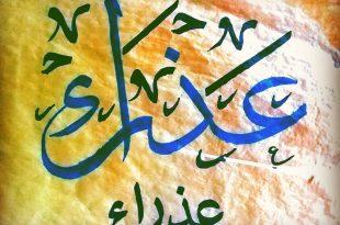 صورة معنى عذراء, لقب اطلق على اطهر نساء العالم