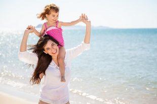 صورة بنات في البحر, افرحوا و استمتعوا بالبحر و جماله