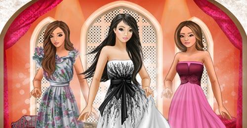 صورة أحد اجمل الالعاب التى تتكلم عن الموضة , ساحة الموضة للاولاد 5379 1
