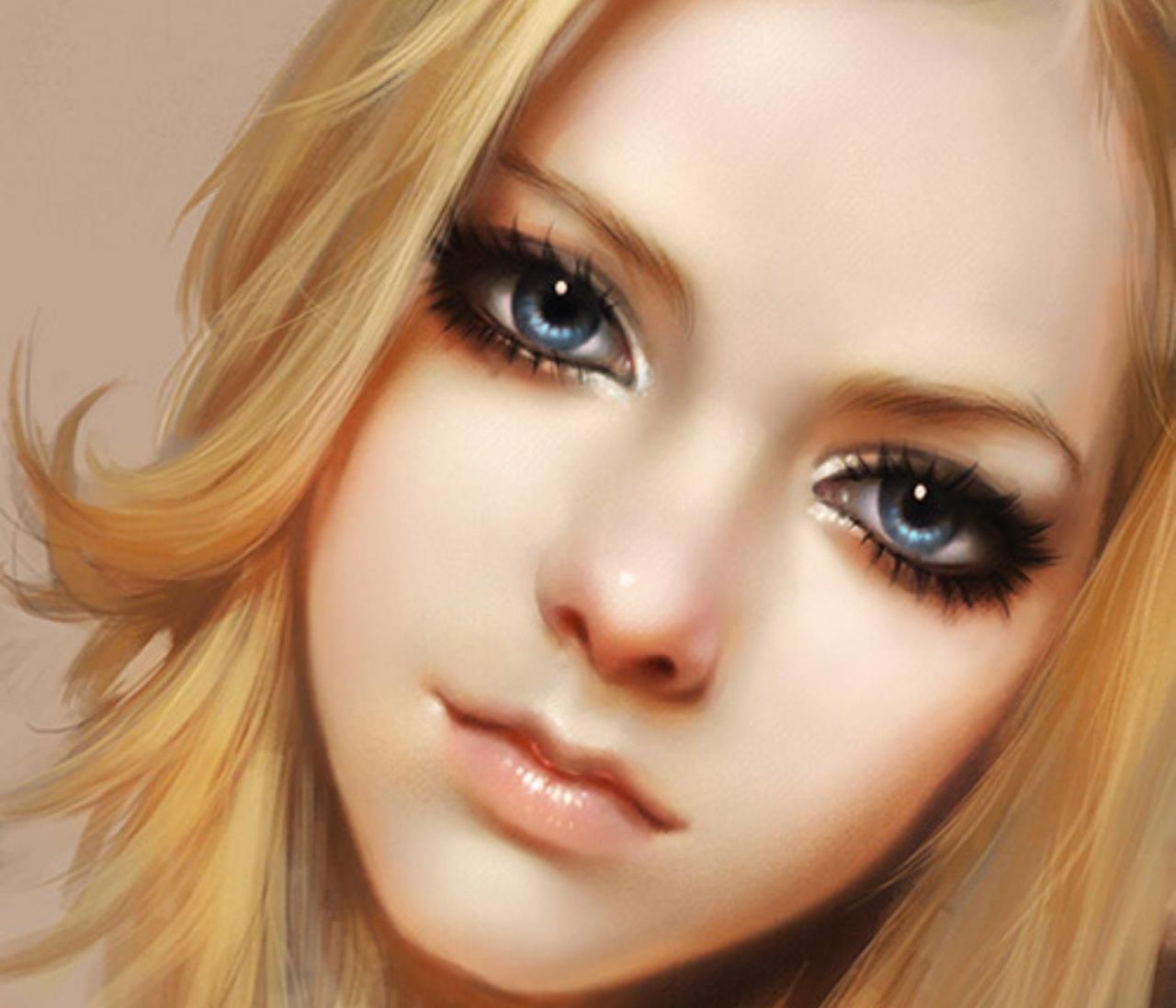 صورة عيون نساء جميلات 12979 7