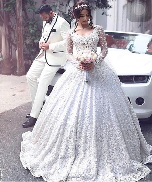 صورة لباس نوم للعروس 13235 3