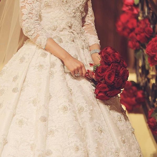 صورة لباس نوم للعروس 13235 4